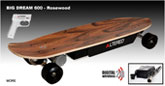 elektro skateboard: Alterd 600 Big Dream