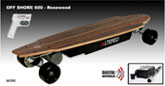 elektro skateboard: Alterd 600 Off Shore