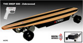 elektro skateboard: Alterd 600 The Drop