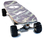 elektro skateboard: Rokitscience 600 Advanced