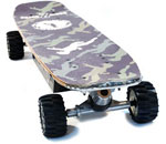elektro skateboard: Rokitscience 600 Advanced Pro